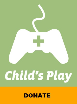 Donate to Child's Play Charity